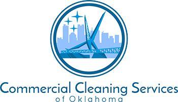 Commercial Cleaning Services of Oklahoma Logo